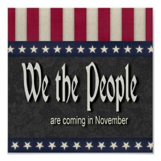 *WE THE PEOPLE