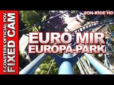 Europa Park Rust, Attraction, Roller, Coaster, Channel, Germany, Park, Drink Coasters