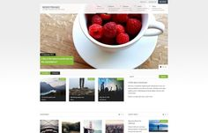 Newstream 2 - ideal #Joomla #template for your next #news, #magazine or #portal website.