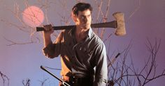 'Evil Dead' TV Show Reunites Bruce Campbell, Sam Raimi on Starz! -- Bruce Campbell will reprise his role as Ash in 'Ash vs. Evil Dead', a 10-episode TV series debuting on Starz in 2015. -- http://www.movieweb.com/evil-dead-tv-show-bruce-campbell-sam-raimi-starz