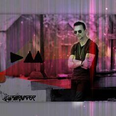Dave Gahan - Depeche Mode, Delta Machine ART by Shrauger aka rUmPeLsTiLtSkIn. www.etsy.com/shop/Lavysh