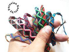 Items similar to Macrame bracelet on Etsy Macrame Knots, Macrame Jewelry, Macrame Bracelets, Chevron Friendship Bracelets, Friendship Bracelets Tutorial, Micro Macramé, Geek Cross Stitch, Macrame Bracelet Tutorial, Macrame Projects