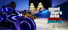 GTA Online estrena nuevo modo de juego basado en la película TRON