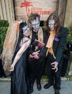 Zombie wedding-were cool till peeps took it to far..over played