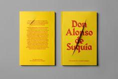 Don Alonso de Suquía on Behance