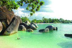 Kelimutu Lake on Flores Island, Indonesia