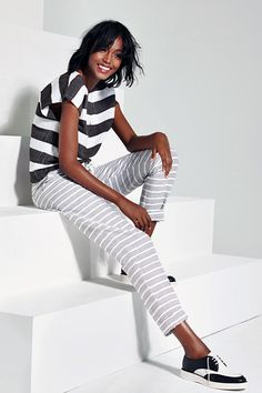 lemlem, Samara Pants, $225.00, available at lemlem lemlem  Save up to 40% on the coolest curated items here through Labor Day.