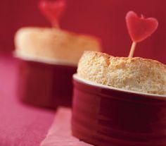 sweet, valentine day, orang souffl, bake, soufflé, food, oranges, recip, dessert