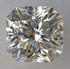 Stunning stone!! NEW~~  1.63-Carat Radiant Cut Diamond    This Fancy-cut D-color, and VS1-clarity diamond comes accompanied by a diamond grading report from GIA   $16943.85