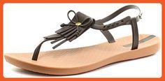 Ipanema Brasil Boho Brown Womens Thong Sandals, Size 9 - Sandals for women (*Amazon Partner-Link)