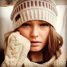 @Ruby+Ed #knit #aw13