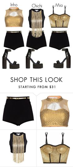 """Mimi - Feelin' It"" by liujiaxie ❤ liked on Polyvore featuring River Island, Jonathan Simkhai and Jeffrey Campbell"