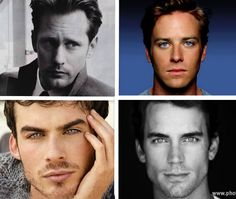 Check it out... pick your Christian Grey!