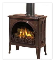 Valor Madrona M1 Fireplace insert from Vancouver Gas Fireplaces