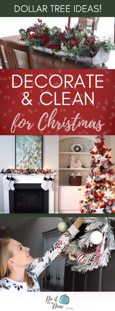 - Best ideas for decoration and makeup - Christmas On A Budget, Christmas 2019, Christmas Holidays, Christmas Wreaths, Christmas Decorations, Christmas Tree, Holiday Crafts, Holiday Decor, Diy Cleaning Products