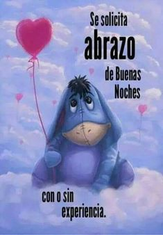 Buenas Noches con abrazo 478 - BonitasImagenes.net Good Night Messages, Cute Messages, Good Night Quotes, Morning Quotes, Bee Embroidery, Quotes En Espanol, Good Night Sweet Dreams, Mr Wonderful, Good Night Image