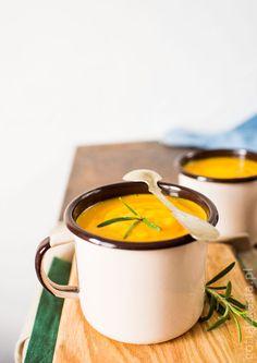 Zupa dyniowo-batatowa
