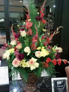 Flowers Dec 12th