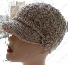 Merhaba hanımlar sizlere hem yazlık hemde kışlık olabilecek şapka yapımını paylaşmak istedim genç kızlarınız küçük kızlarınıza yapabileceğiniz bir model çok hoş duruyor örneğin açıklamasını resimle…