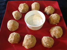 Baked Tuna Croquettes