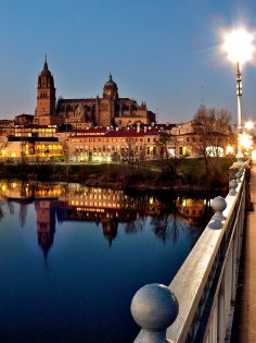 Take me back to Salamanca, please. Echo de menos Salamanca. Salamanca  #CastillayLeon #Spain