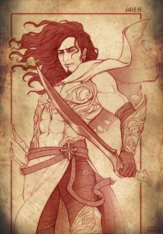 Ares by *DoroxDoro on deviantART