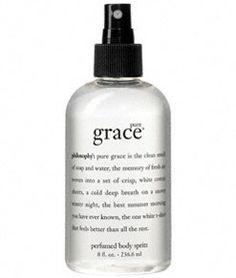 Philosophy+Pure+Grace+Body+Spritz,+8+Ounce