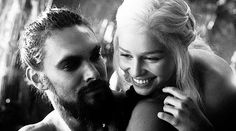 Khal Drogo & Daenerys Targaryen - Game of Thrones