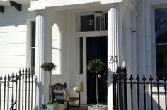 Sussex Square Door