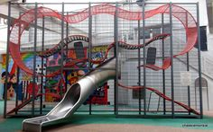 Image result for vertical playground