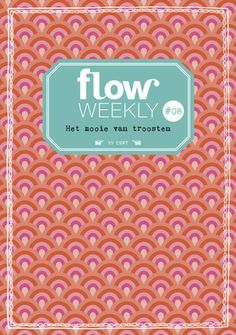 "Flow Weekly 8-2015 about the beauty of comfort. Each Flow Weekly includes a planner and to-do lists for you to fill in for the week ahead, as well as blank pages for thoughts, ideas, notes, dreams, wishes and plans. This week's edition also features: the many forms of comfort; tips on the best ways to offer solace; ""comfort films;"" a (comforting) coloring page; mini-posters; snowdrop facts; and a lesson in how to draw dogs, from Polly Fern."