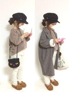 no brandの帽子を使ったaya*tomoのコーディネートです。WEARはモデル・俳優・ショップスタッフなどの着こなしをチェックできるファッションコーディネートサイトです。
