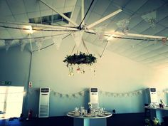 V&a Waterfront, The V&a, Here Comes The Bride, Floral Wedding, Wedding Reception, Ceiling Lights, Home Decor, Marriage Reception, Decoration Home