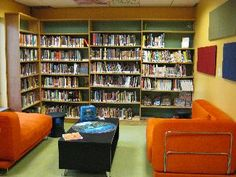 Skidompha Public Library Teen Space