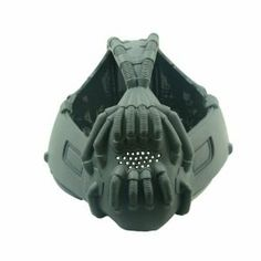 Tdkr No-painted Bane Mask Cosplay Mask Costume, Batman Replica Halloween Party Mask - DIY Version, More Creative xcoser Bane Costume, Bane Cosplay, Cosplay Costumes, Halloween Costumes, Cosplay Ideas, Costume Ideas, Halloween Party, The Dark Knight Rises, Batman The Dark Knight