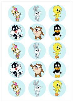 Looney Tunes Party, Baby Looney Tunes, Looney Tunes Cartoons, Baby Cartoon Characters, Looney Tunes Characters, Looney Tunes Wallpaper, Cartoon Wallpaper, Cute Disney, Disney Art