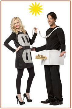 Couples Halloween Costumes – Plug & Socket