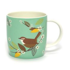 I helped give nature a home and bought RSPB Woodland collection mug, wren from the RSPB.  http://shopping.rspb.org.uk/rspb-woodland-collection-mug-wren.html