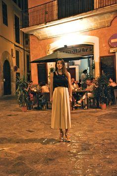 Date Night Maxi Skirt
