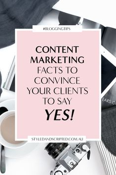 Content Marketing Facts to Convince Your Clients to Say Yes! Marketing Services, Content Marketing Strategy, Small Business Marketing, Marketing Tools, Business Tips, Affiliate Marketing, Online Marketing, Online Business, Marketing Opportunities