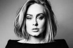 Anna-Lena Holz Beauty and Fashion Photography schwarz/weiß Portrait Adele Photos, Adele Short Hair, Adele Haircut, Medium Hair Cuts, Celebrity Hairstyles, Hair Inspo, New Hair, Fashion Beauty, Hair