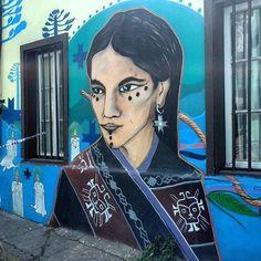 In Cerro Alegre, Valparaiso, Chile, 2016