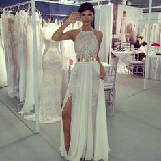 wedding dress Julie Vino
