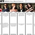 This Great Gatsby handout is for the newest version of the movie. The first page analyzes the characters from a historical perspective (I teach US ...