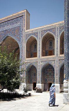 Samarkanda. Uzbekistan.  © Inaki Caperochipi Photography