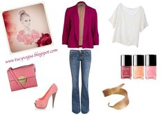 pink color chart