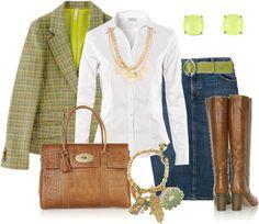 Outfits de Moda ...Me Tomo Cinco Minutos: CASUAL URBANO
