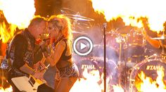 Grammy Videos – Performance and Rehearsals Lady Gaga, Metallica, Concert, Videos, Orange, Live, Pictures, Food, Musik