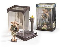 The Noble Collection Harry Potter Magical Creatures: Dobby >>> Click picture to examine even more information. (This is an affiliate link). Dobby Harry Potter, Harry Potter Laden, Figurine Harry Potter, Objet Harry Potter, Boutique Harry Potter, Harry Potter Shop, Harry Potter Merchandise, Harry Potter Jewelry, Voldemort