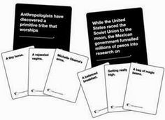REFORMS: Cards Against Humanity